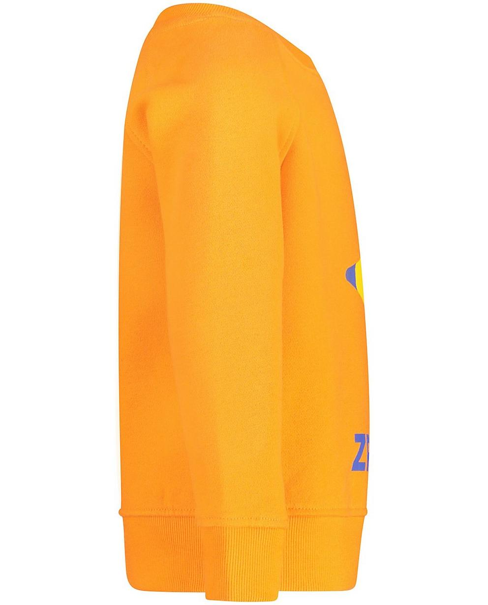 Sweaters - ORM - Oranje sweater